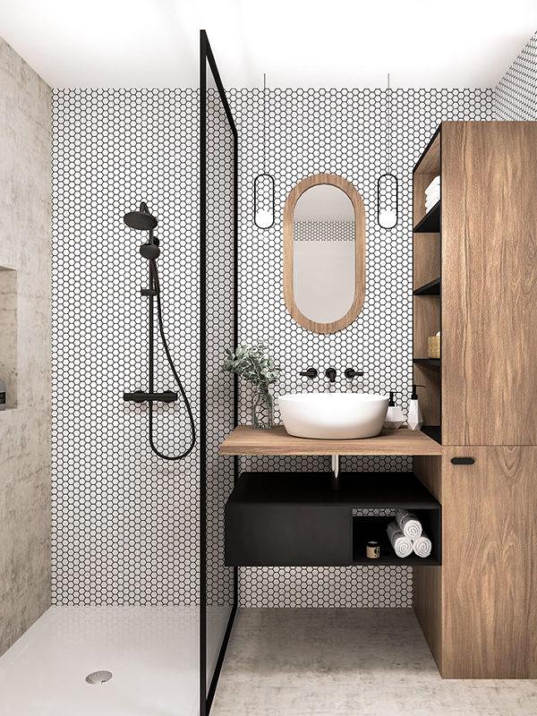 Rénovation et optimisation d'une salle d'eau